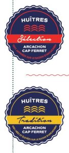 logos huitres crcaa