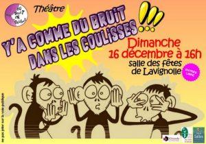 theatre Salles Ya comme du bruit