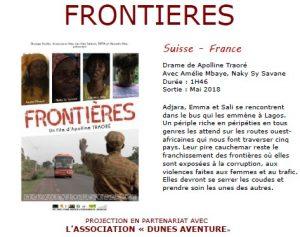 CSF frontieres