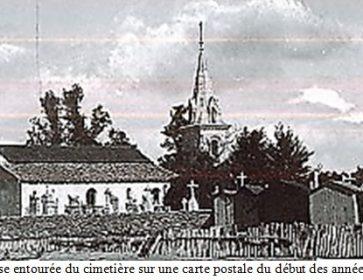 SHAA eglise andernos 1900