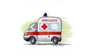 SOS PV ambulance