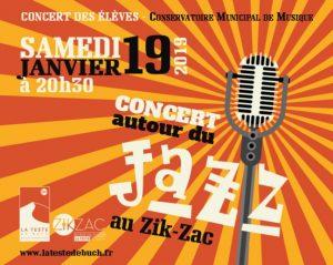 concert ecloe jazz la teste zik zak