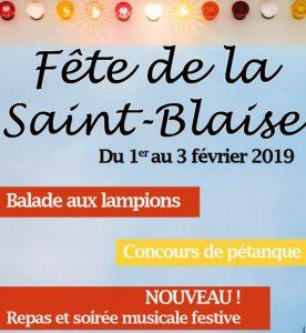 fete de la saint blaise bigabos 2019