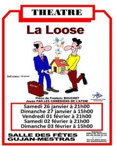 theatre la loose gujan