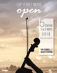 CFMF Music open 2019