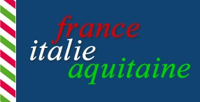 logo france italie aquitaine