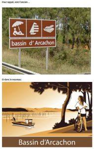 panneaux bassin arcachon