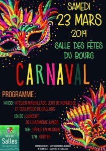 carnaval salles