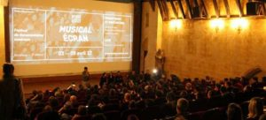 festival musical ecran salle cine