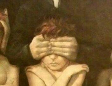 pedophilie 3 enfants sourd muet aveugle
