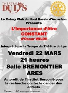 thetare du lys ares 22 03 19