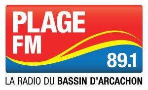 logo PlageFM
