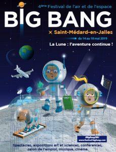 affiche festival big bang 2019