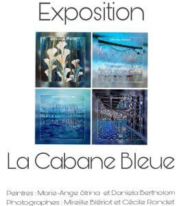 expo mireille bleriot cabane bleue audenge 05 19