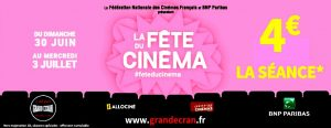 fete du cinema grand ecran 2019