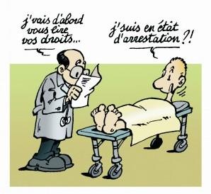 siret prejudice accident docteur