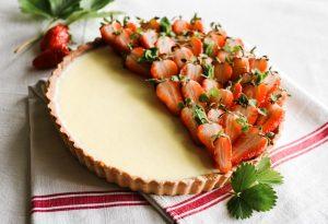 stephanie tarte aux fraises mai
