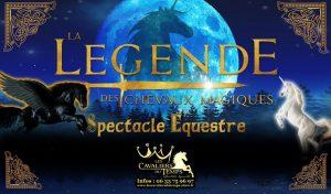 La legende des cheveaux magiques andernos