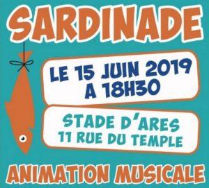 ares sardinade 2019