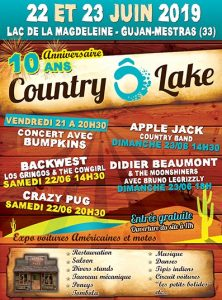 gujan country o lake 2019