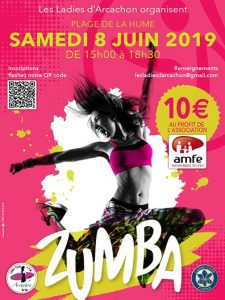 ladies arcachon zumba