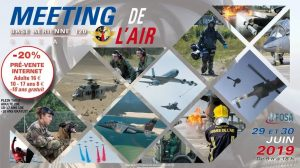 meeting de l'air cazaux 2019