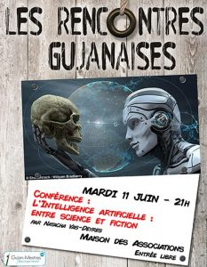 reoncontres gujanaises entre science et fiction