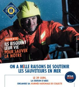 snsm journee nationale ares