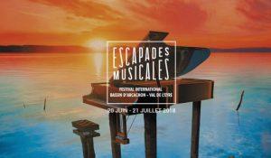 escapades musicales 2019