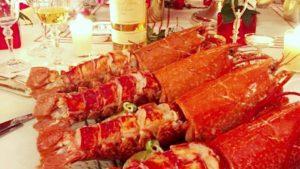 homard de rugy