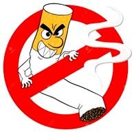 interdit fumer mechant feu