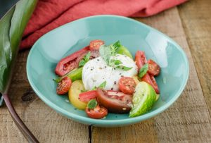 VAD Stephanie tomate burrata