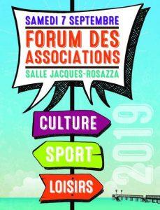forum des assos 2019 Andernos