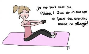 pilates sport rentree