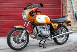 verges bmw moto 900 SLR
