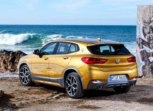 BMW X2 Arr