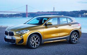 BMW X2 SLR Face