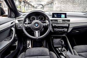 BMW X2 tableau
