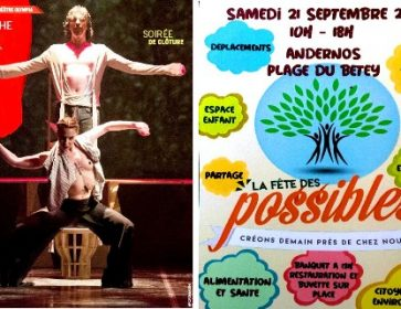 cadences et fete de possibles