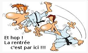 rentree judo