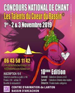 concours national du coeur de bassin 2019
