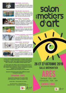 salon des metiers d art ares brochure p 1 2019