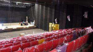 cinema rex grande salle en travaux