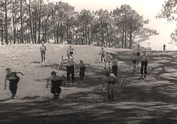 ski dune pilat 1941