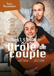 theatre salinieres drole de couple
