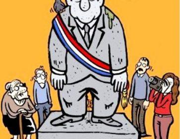 elections municipales statue maire 2