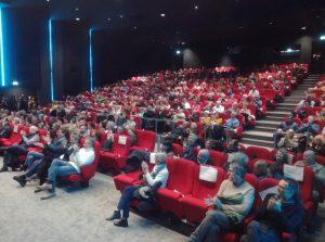 inauguration cinema dolce vita salle spectacle