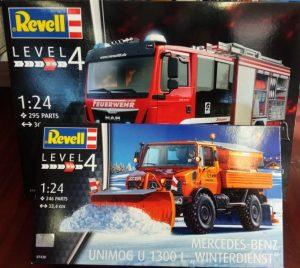maquette alex pompiers chasse neige
