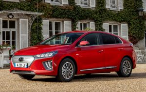 SLR Hyundai Ioniq 1 verges