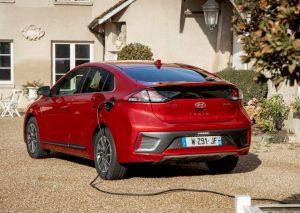 SLR Hyundai Ioniq 2 verges